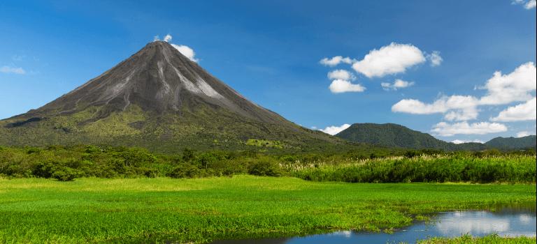 Volcán Arenal - Guanacaste Aeropuerto
