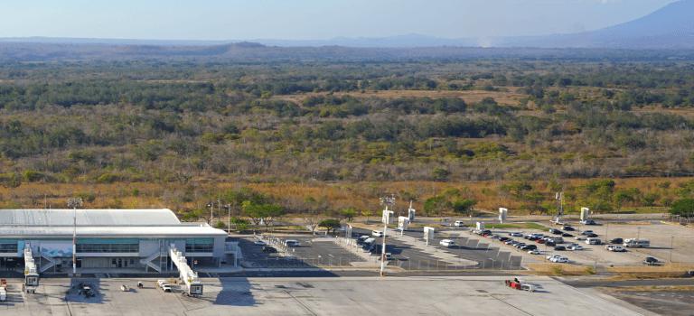 Parqueo Guanacaste Aeropuerto