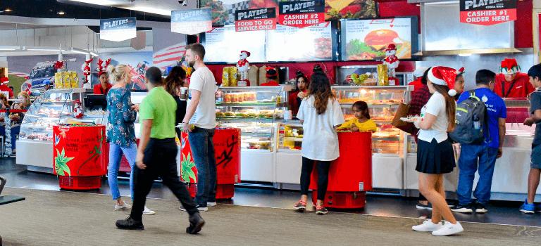 Restaurants - Guanacaste Airport